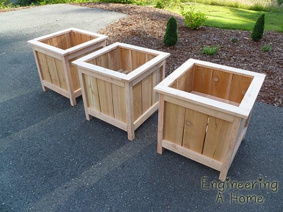 Planter Boxes 17