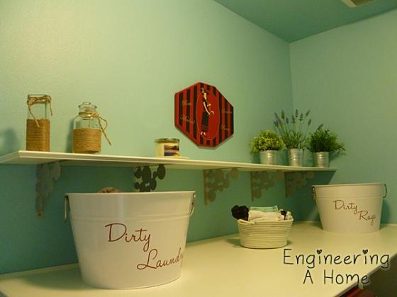 Laundry Room Decor 5