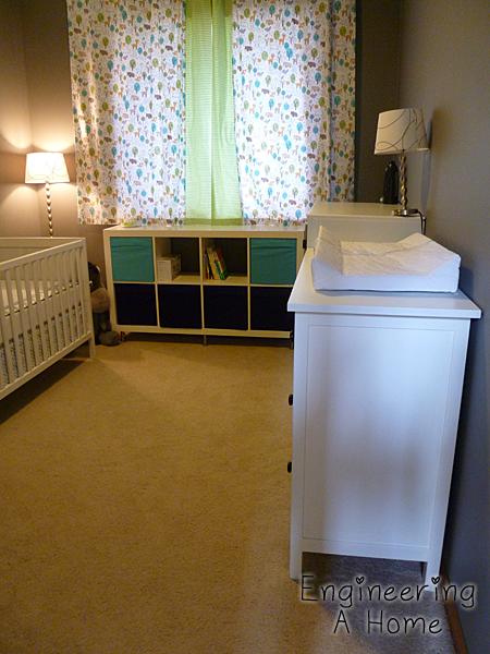 Painting Nursery Dressers 8